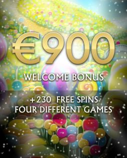 Welcome Bonus €900