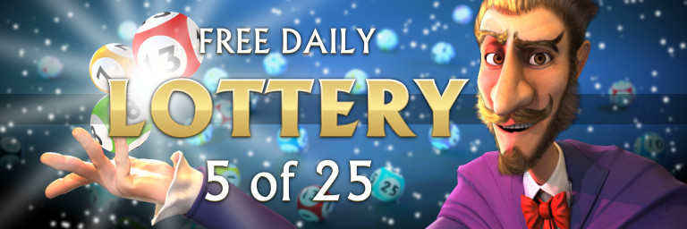 Daily Lottery!