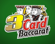 3 Card Baccarat without House Edge