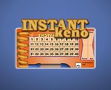 Instant Keno 40 Ball
