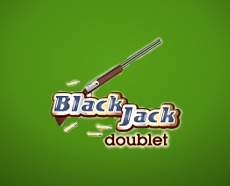 Doublet Blackjack without House Edge