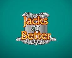 Jacks or Better Video Poker without House Edge